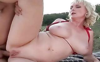 grannies in hard sex compilation