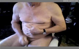 hot livecam grandad cumming