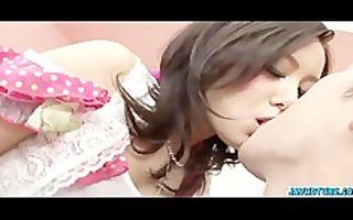 hawt doll rui natsukawa acquires oiling and