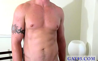 fantastic homosexual scene with the bj engulfing