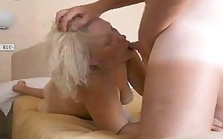 older married pair copulates very well