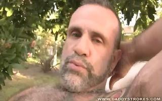 bearish dad blows his load