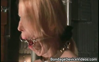 nastu blonde honey is tied and spanked part0