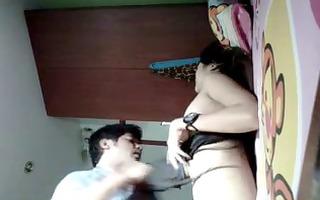 oriental pair going slutty on a sex video.