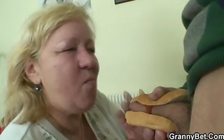 a enchanting surprise for giant granny