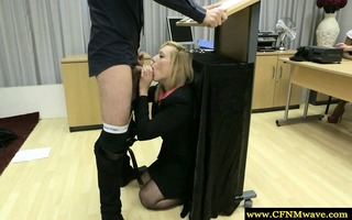 femdom humiliating her sub by engulfing during