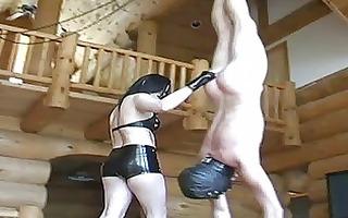 aged dominant-bitch hotties extraordinary balls
