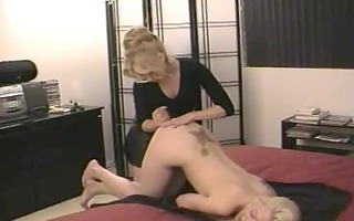 mother not her daughter enema and anal schlong