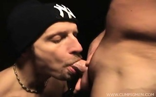 dad cum pig marc shares his loads of experience