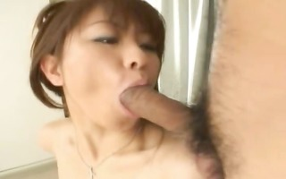 pleasing hot asian bottom in act