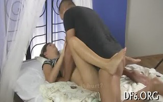 wang glad by a virgin