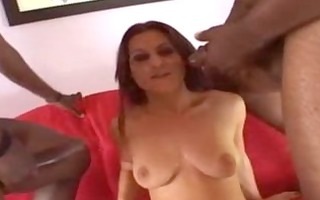 wicked milfs bawdy cleft plowed