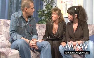 mmv films german dilettante pair receives training