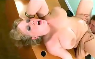 big breasted obese golden-haired mother id like
