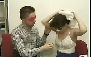 italian non-professional sandra giovane casalinga