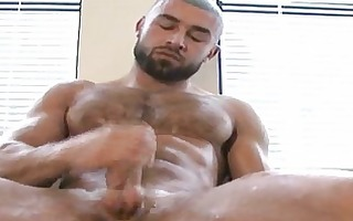 gay masturbation and anal fingering
