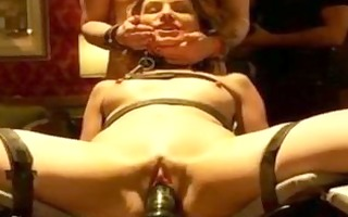 sex slaves drilled and whipped at secret