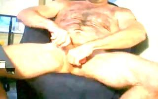 muscle bear dad jo