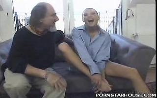 porn star gorgeous foot fetish tease