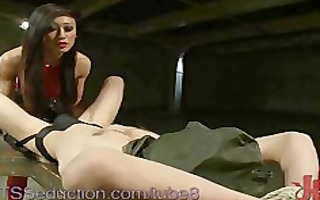 tied and dominated by a ts