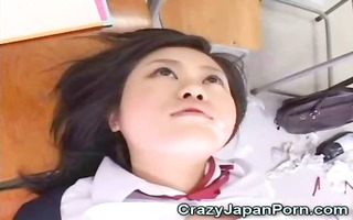 mad japanese legal age teenager porn!