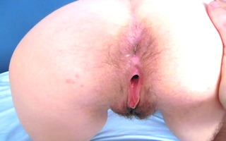 fucking my wife hairy snatch (doggystyle)