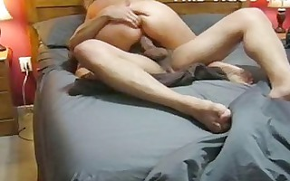 hawt inshape mother i riding penis and getting