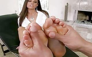 foot fetish copilation