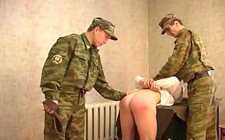russian army thrashing and fucking