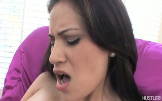 telling her lesbo paramour to take up with the