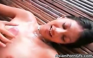 hawt nasty excited babe jerks dick