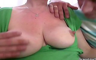 two guys are fucking sexy mom